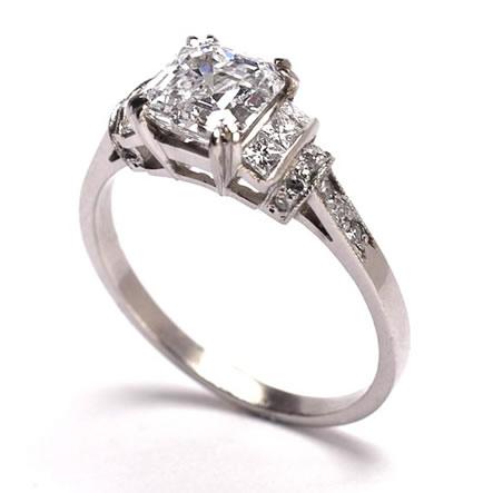 Engagement Rings Cobwebs